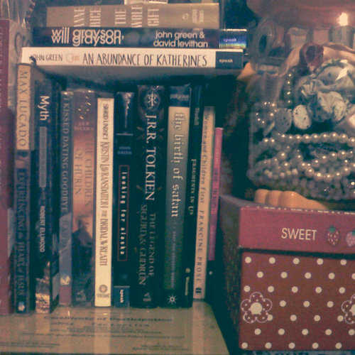 Some of them, I bought, most of them, gifts :3