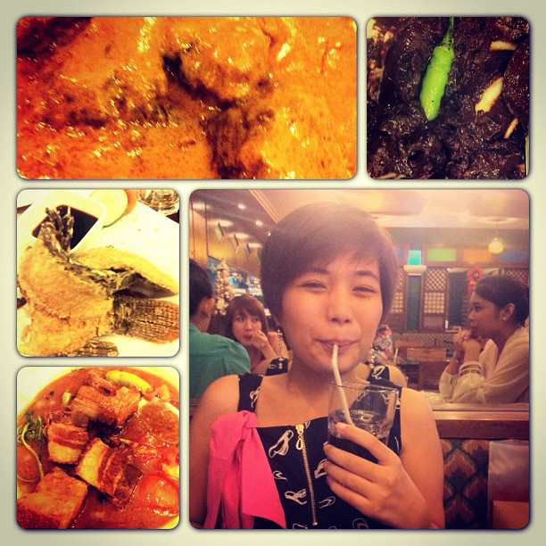 We ate lunch at Kanin Club in ATG. Pig out sesh with my girlfriends!
