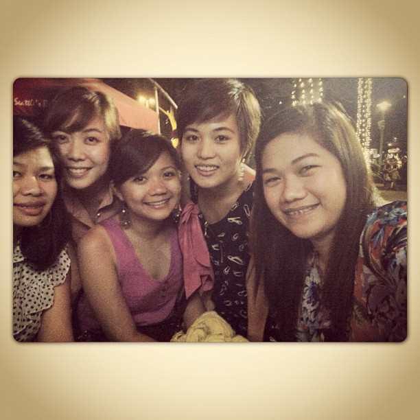 Coffee with CVG girlfriends